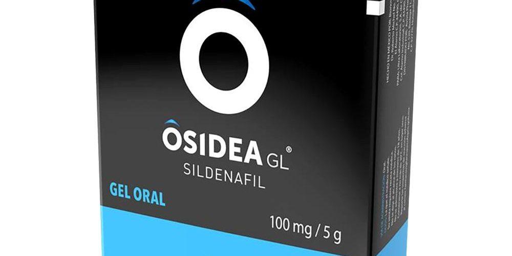 Gel pour améliorer l'érection Sildenafil Citrate 100 mg